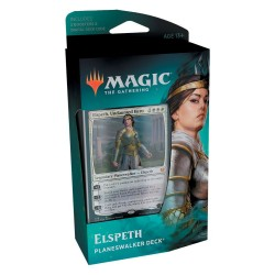 New Release! Magic: The Gathering Theros Beyond Death Planeswalker Deck - Elspeth