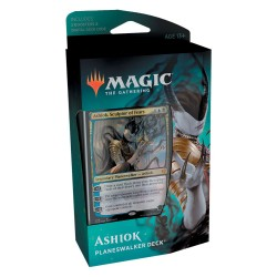 New Release! Magic: The Gathering Theros Beyond Death Planeswalker Deck - Ashiok