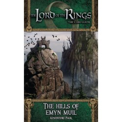 Lord Of The Rings Card Game The Hills of Emyn Muil (Adventure Pack)