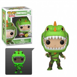 Funko Pop! Games: Fortnite - Rex (Glow)