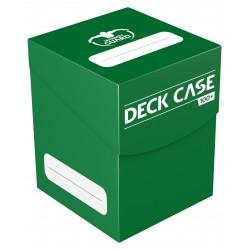 Ultimate Guard Deck Case 100+ std Green