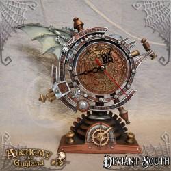 Alchemy Gothic V15 The Stormsgrave Chronometer Clock