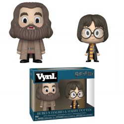 Funko Pop! Harry Potter: Hagrid & Harry (2 pack) vinyl figures