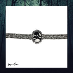 [Special Order] Alchemy Gothic B8 The Alchemist buckle (belt not included)