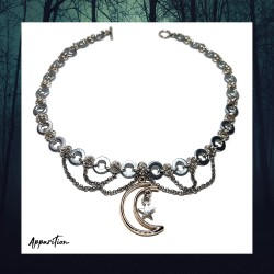 [Special Order] Alchemy Gothic B83 The Vulture's Eyet buckle (belt not included)