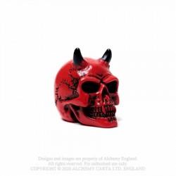 Pink Skull Tube Scarf