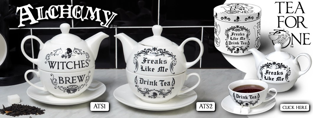 Alchemy Gothic Tea For One