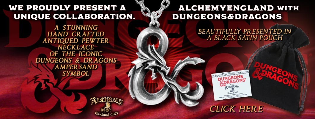 Alchemy Gothic Dungeons & Dragons Collaboration