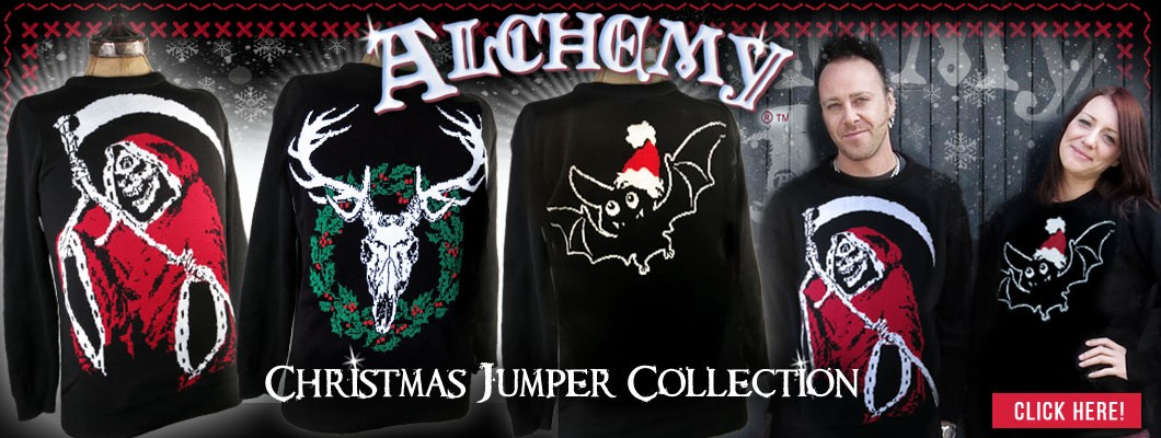 Alchemy Christmas Jumpers