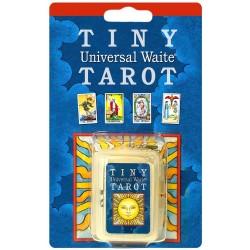 Tiny Universal Waite Tarot Key Chain