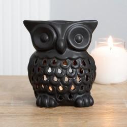 SoE Black Magic Black Owl Oil / Wax Burner (oil/wax not included)