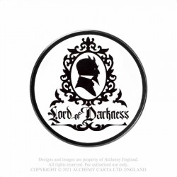 New Release! Alchemy Gothic CC22 Lord of Darkness Individual Ceramic Coaster
