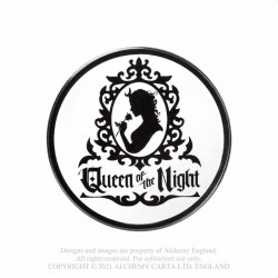 New Release! Alchemy Gothic CC23 Queen of The Night Individual Ceramic Coaster
