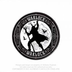 New Release! Alchemy Gothic CC25 Warlock Individual Ceramic Coaster