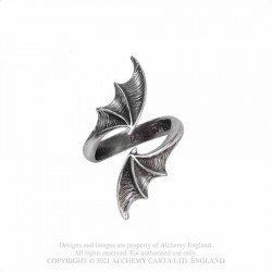 Alchemy Gothic AG-R244 A Night with Geothe ring
