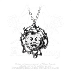 Alchemy Gothic P782 M'era Luna Melies Moon
