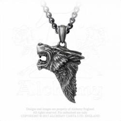 New Release! Alchemy Gothic P833 Dark Wolf
