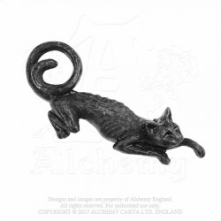 Alchemy Gothic HH11 Cat Sith