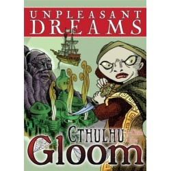 Cthulhu Gloom Card Game - Unpleasant Dreams Expansion
