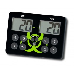 Last Chance! Legion Life Calculator - Iconic Biohazard (battery included)