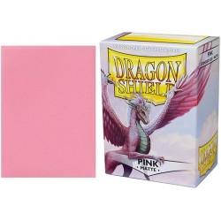 Dragon Shield Matte Standard Size Card Sleeves - Pink (100)