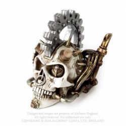 Alchemy Gothic V73 Steam Head Skull