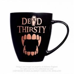 Alchemy Gothic ALMUG10 Dead Thirsty Ceramic Mug