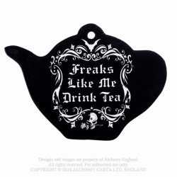 New Release! Alchemy Gothic CT9 Freaks Like Me...