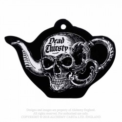 New Release! Alchemy Gothic CT10 Dead Thirsty