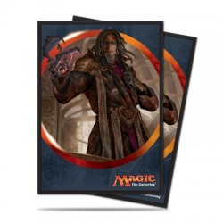 Last Chance! Ultra PRO Sleeves - Magic: The Gathering - Aether Revolt 2017 - V2 Tezzeret (80)