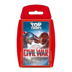 Top Trumps - Captain America Civil War