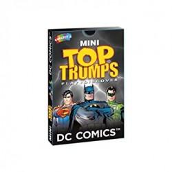 Last Chance! Top Trumps - DC Comics