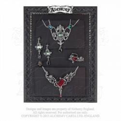 Alchemy Gothic FRAME1 Black Jewellery Display Board
