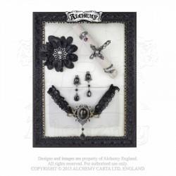 Alchemy Gothic FRAME2 Cream Jewellery Display Board