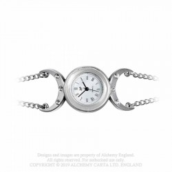 Alchemy Gothic AW30 Triple Goddess wrist watch
