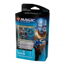 Magic: The Gathering Ravnica Allegiance Planeswalker 60-Card Deck - Dovin, Architect of Law