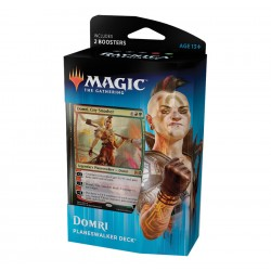 Magic: The Gathering Ravnica Allegiance Planeswalker 60-Card Deck - Domri, City Smasher