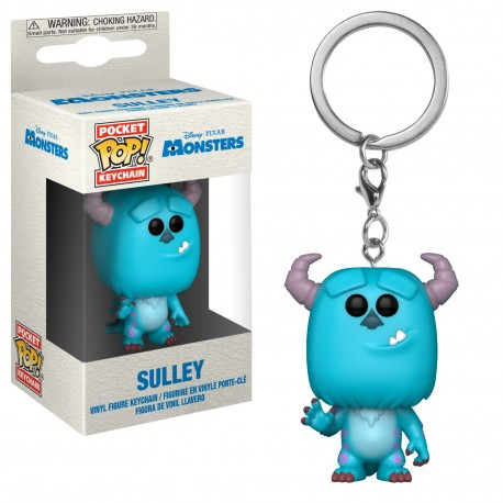 Funko Pop! Pocket Keychain: Monsters Inc – Sulley