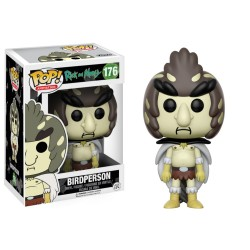 Funko Pop! Animation - Rick and Morty: 176 Birdperson vinyl figure