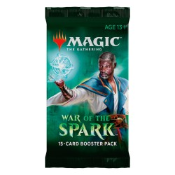 Magic: The Gathering War of the Spark Booster - English (1 pack)