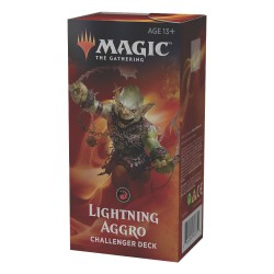 Last Chance! Magic: The Gathering Challenger Deck 2019 - Lightning Agro