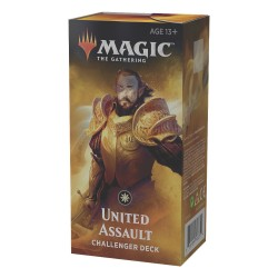 Last Chance! Magic: The Gathering Challenger Deck 2019 - United Assualt