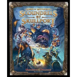 Dungeons & Dragons - Lords of Waterdeep - Scoundrels of Skullport Expansion