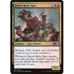 MTG Single - Core Set 2019 - Brawl-Bash Ogre