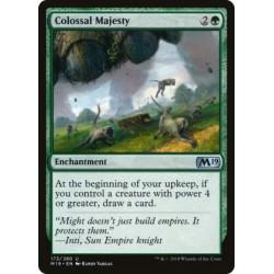 MTG Single - Core Set 2019 - Colossal Majesty