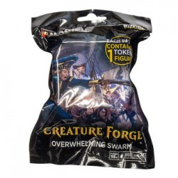 Last Chance! Magic: The Gathering Creature Forge: Overwhelming Swarm (1 token)