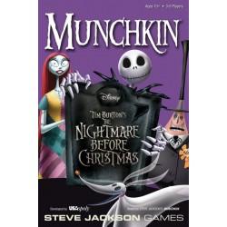 Munchkin Nightmare Before Christmas