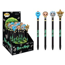 Funko Pop! Pen: Rick & Morty S1 (1 pen)