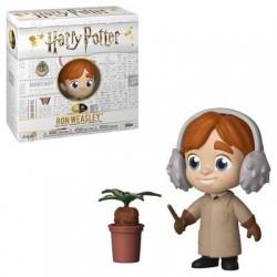 Funko Pop! 5 Star: Harry Potter - Ron Weasley (Herbology) vinyl figure