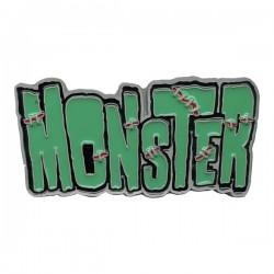 Kreepsville Monster Belt Buckle (belt not included)